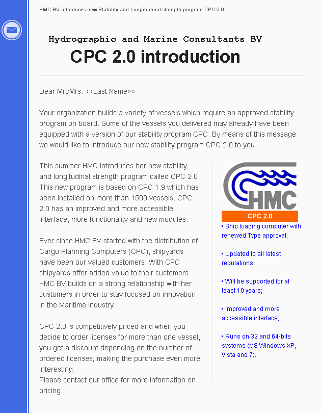 CPC 2.0 introduction to Shipbuilders