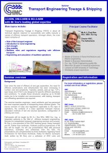 Brochure Seminar TESS - EN