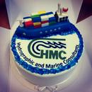 HMC taart